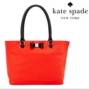 NWT Kate Spade Renny Drive Nylon Francis Tote Bag